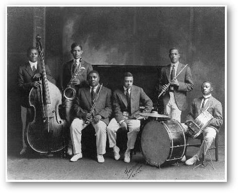 Jazz Origins in New Orleans