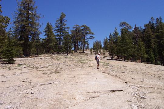 Hiking El Capitan Yosemite
