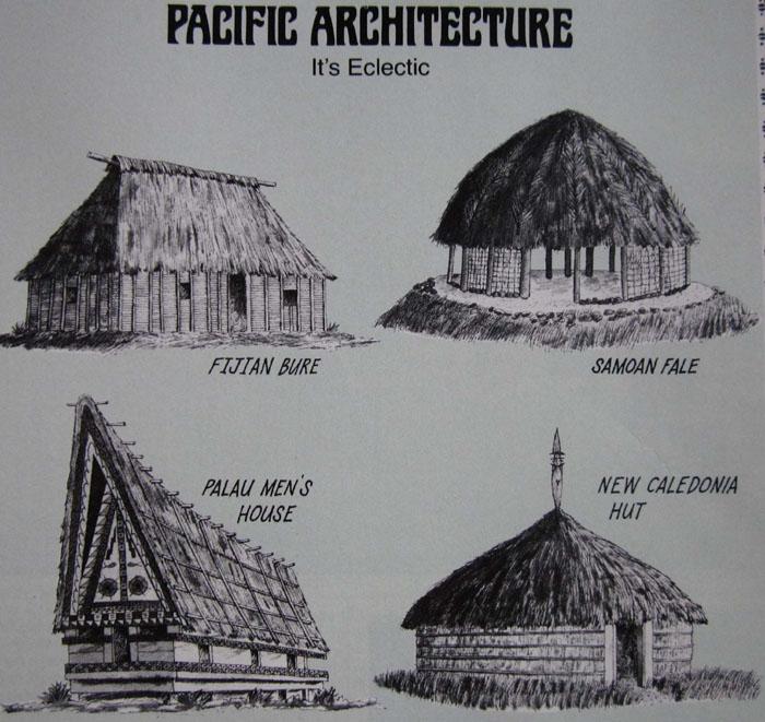 Building Houses In Samoa