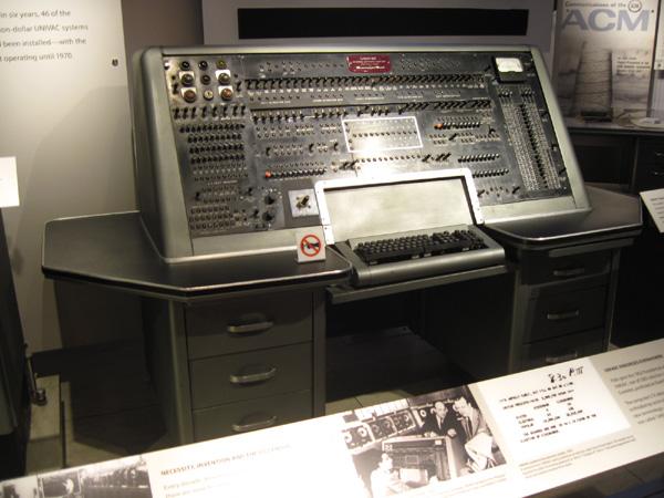 Univac Computer Visual History of Comp...