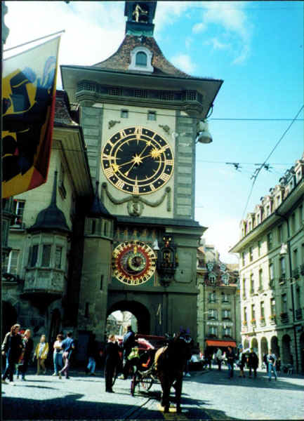 Bern Tourist Information: 00001305