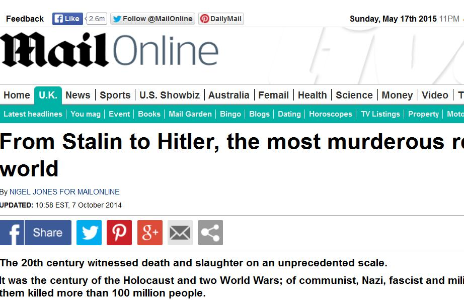 stalin vs hitler research papers
