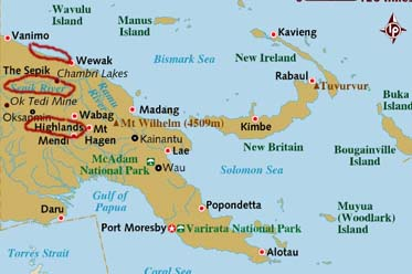 Travel in papua new guinea appendix my 2011 trip to the sepik villages sciox Image collections